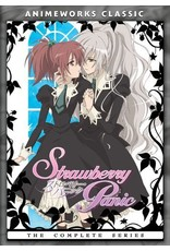 Media Blasters Strawberry Panic Complete Collection DVD