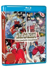 Viz Media Inuyasha the Movie Complete Collection Blu-Ray