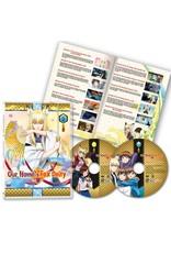 NIS America Our Home's Fox Deity Vol 2 DVD Standard Edition
