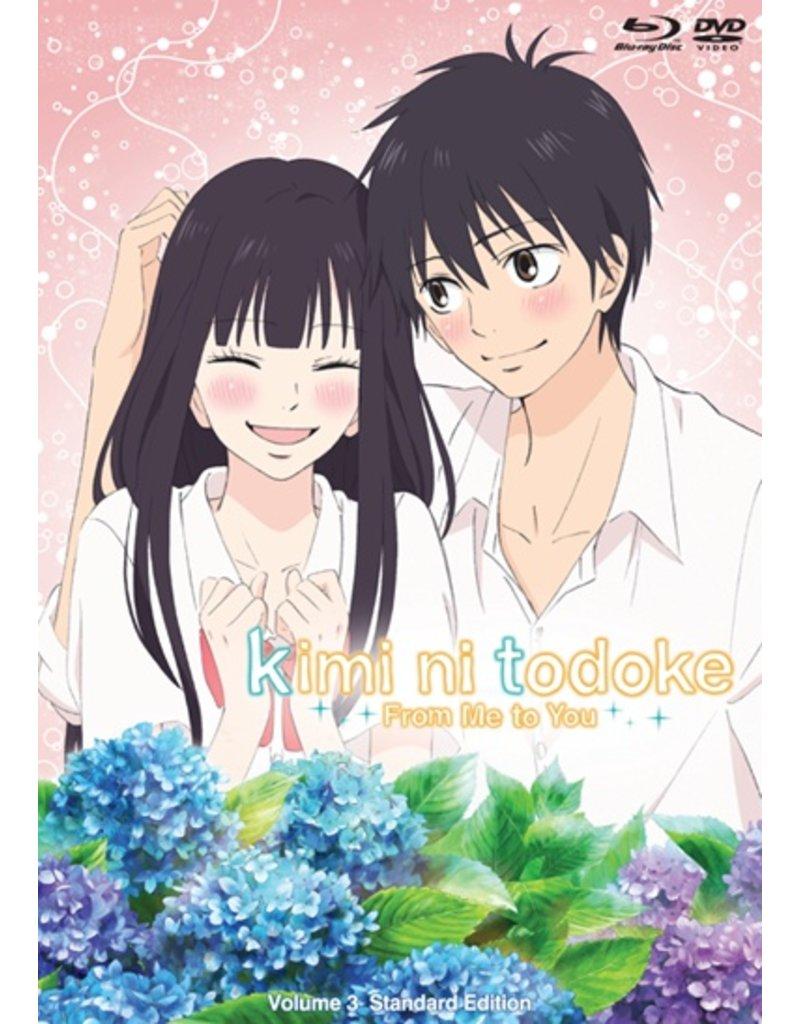 NIS America Kimi ni Todoke - From Me to You Vol 3 Standard Edition