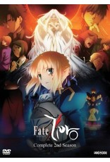 Aniplex of America Inc Fate/Zero Limited Edition Complete 2nd Season DVD