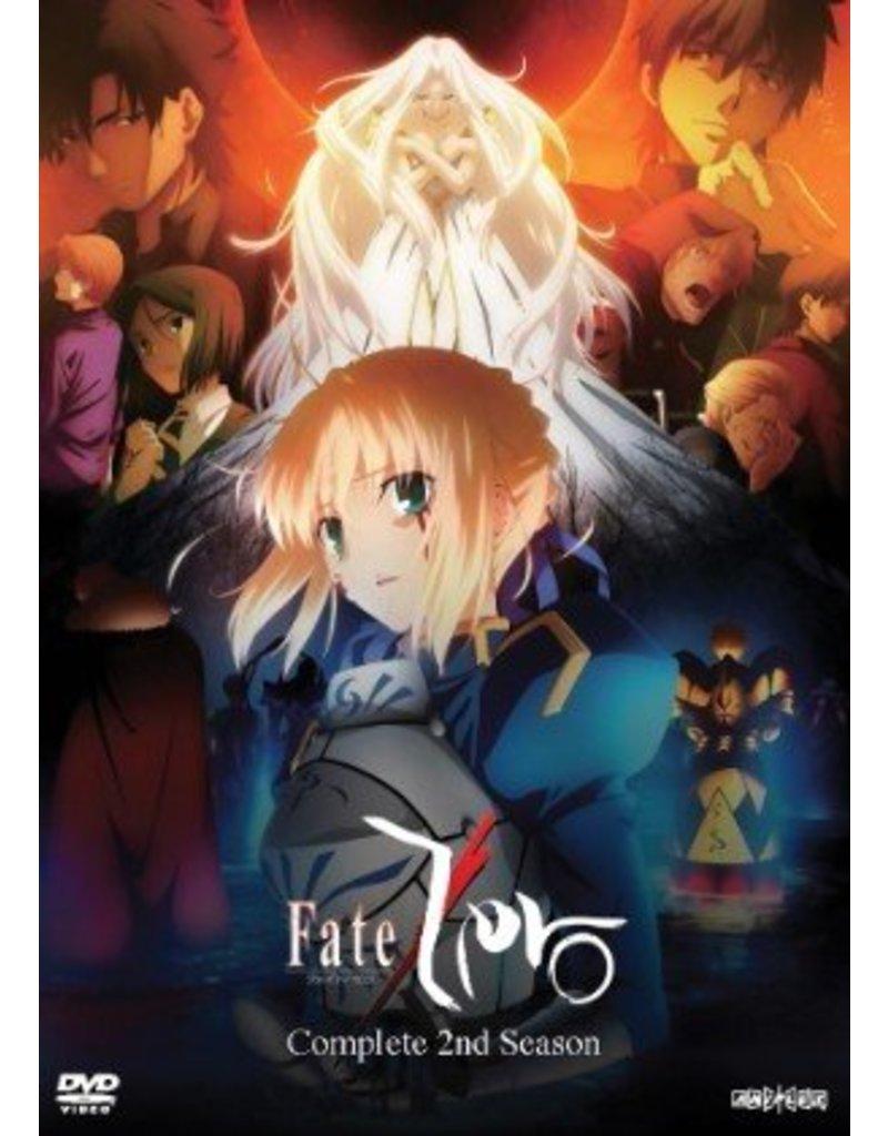 Aniplex of America Inc Fate/Zero Limited Edition Complete 2nd Season DVD