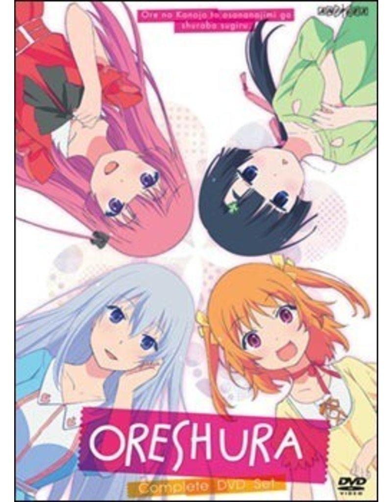 Aniplex of America Inc Oreshura Complete DVD Set