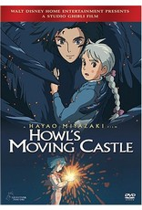 Studio Ghibli/GKids Howl's Moving Castle DVD*