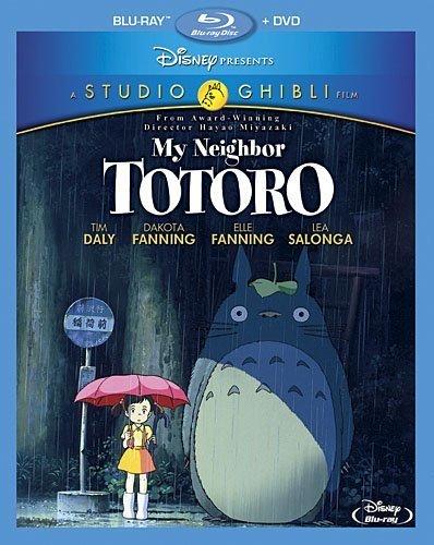 Studio Ghibli/GKids My Neighbor Totoro BD/DVD*