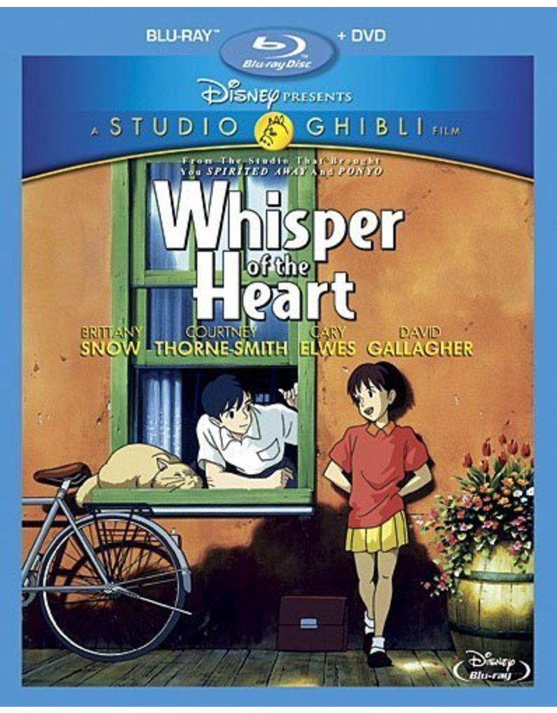 Studio Ghibli/GKids Whisper of the Heart BD/DVD*