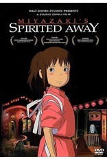 Studio Ghibli/GKids Spirited Away DVD*