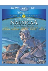 Studio Ghibli/GKids Nausicaa of the Valley of the Wind BD/DVD*