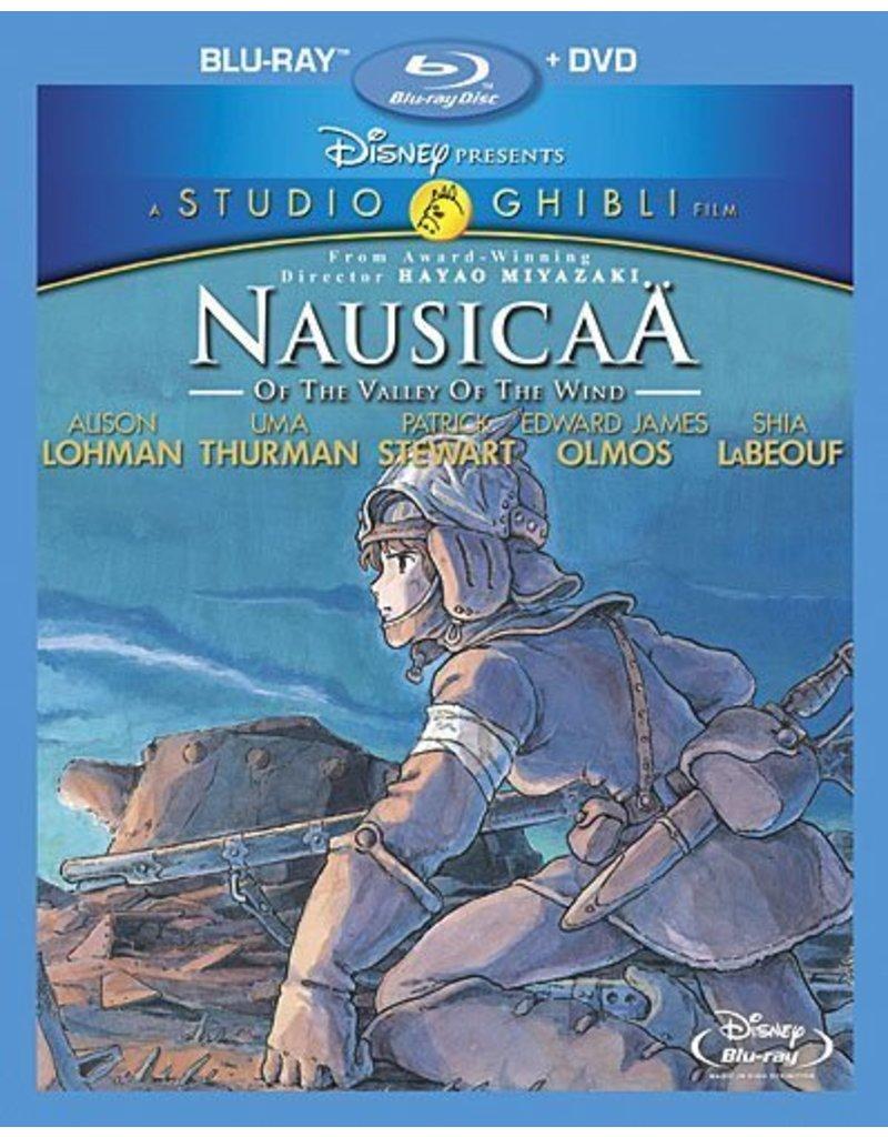 Studio Ghibli/GKids Nausicaa of the Valley of the Wind BD/DVD*