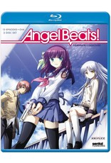 Sentai Filmworks Angel Beats Complete Series Blu-Ray