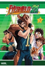Sentai Filmworks Eyeshield 21 Collection 3 DVD