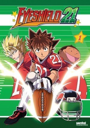 Sentai Filmworks Eyeshield 21 Collection 1 DVD