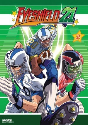 Sentai Filmworks Eyeshield 21 Collection 2 DVD