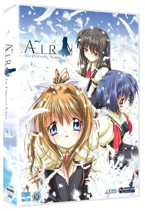 Funimation Entertainment Air TV Complete Series (S.A.V.E Edition) DVD