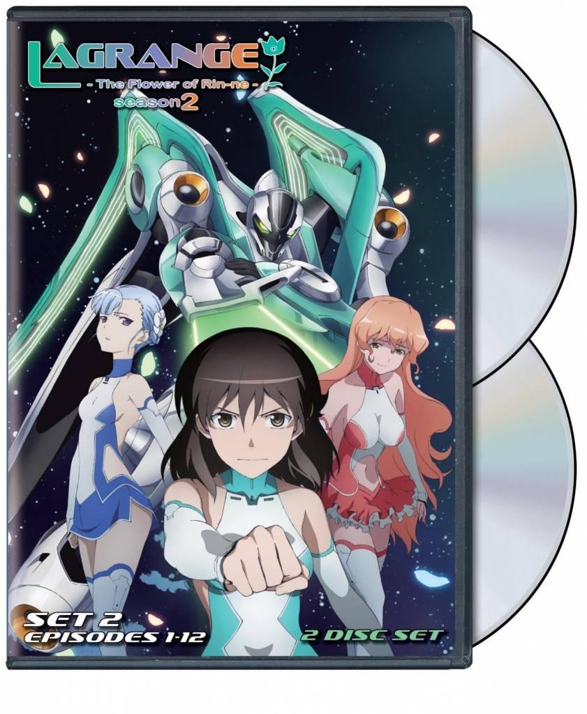 Viz Media Lagrange - Flower of Rinne Set 2 DVD