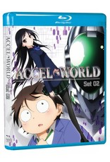 Viz Media Accel World Blu-Ray Set 02