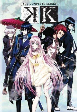 Viz Media K - The Complete Series DVD