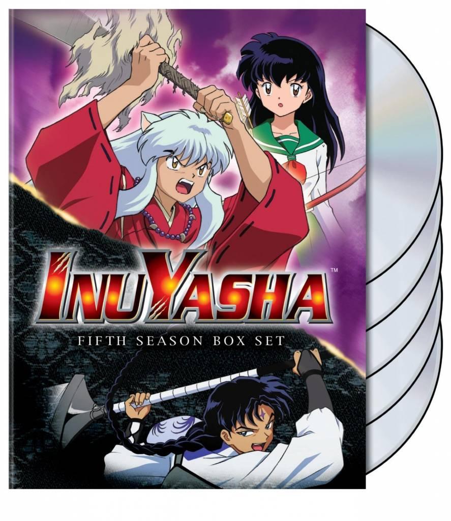 Viz Media Inuyasha Season 5 DVD