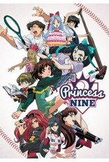 Nozomi Ent/Lucky Penny Princess Nine Complete Series DVD