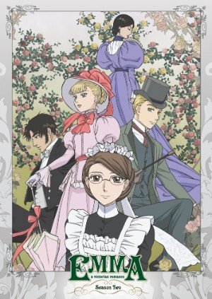 Nozomi Ent/Lucky Penny Emma: A Victorian Romance Season 2 DVD