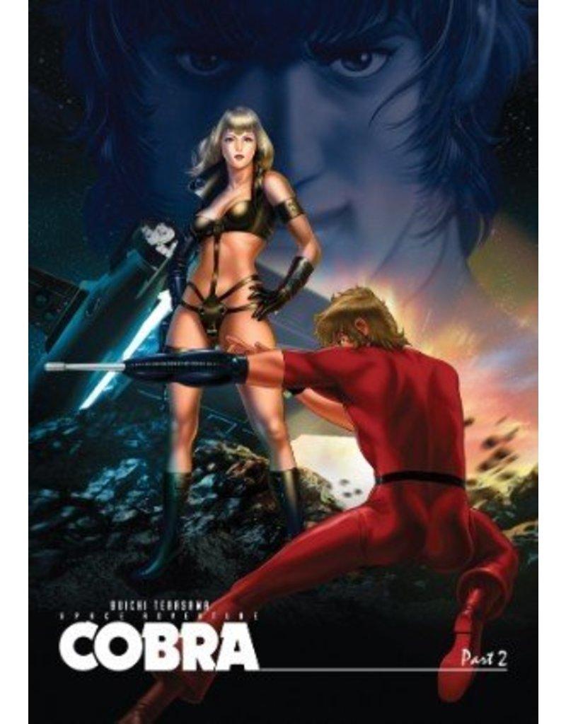 Nozomi Ent/Lucky Penny Space Adventure Cobra TV Series Part 2 DVD