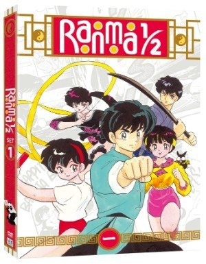 Viz Media Ranma 1/2 DVD Set 1
