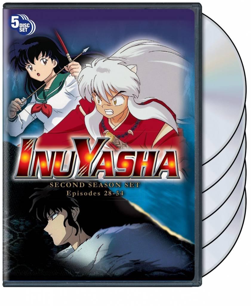 Viz Media Inuyasha Season 2 DVD