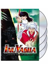 Viz Media Inuyasha Season 4 DVD