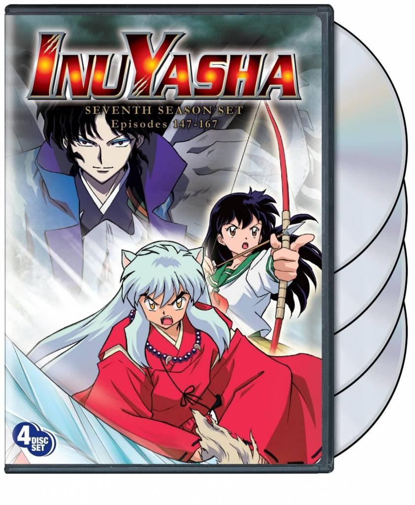 Viz Media Inuyasha Season 7 DVD