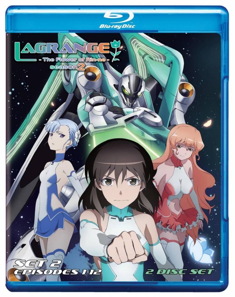 Viz Media Lagrange - Flower of Rinne Set 2 BD