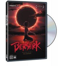 Viz Media Berserk the Golden Age Movie 3: The Advent DVD*