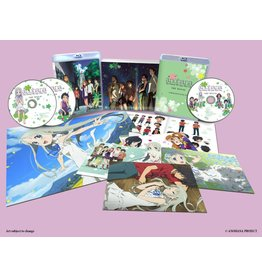 Aniplex of America Inc Anohana The Flower We Saw That Day Collector's Ed Blu-ray/DVD/CD