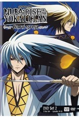 Viz Media Nura Rise of the Yokai Clan: Demon Capital Set 2 DVD