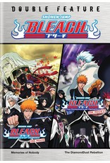Viz Media Bleach Movies 1-2 Double Feature DVD