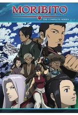 Viz Media Moribito Guardian of the Spirit Complete Series DVD