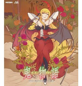 Aniplex of America Inc Onimonogatari (Shinobu Time) Blu-Ray