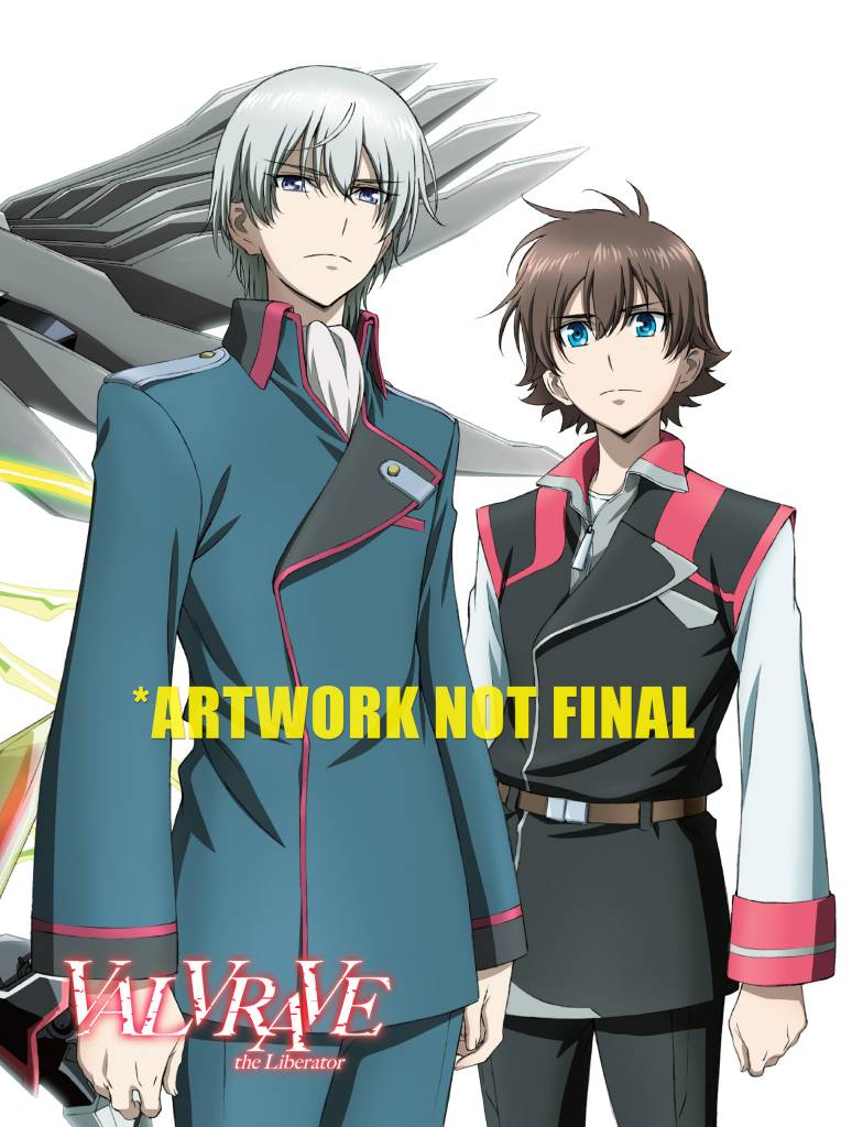 Aniplex of America Inc Valvrave the Liberator Complete 2nd Season