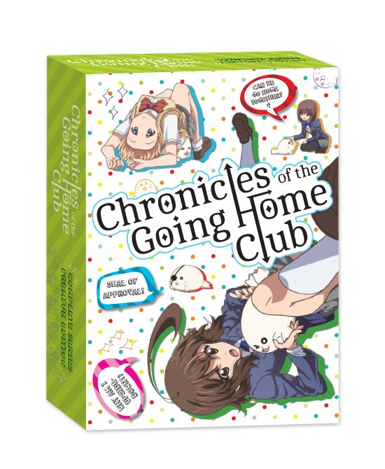 NIS America Chronicles of the Going Home Club Premium Edition*
