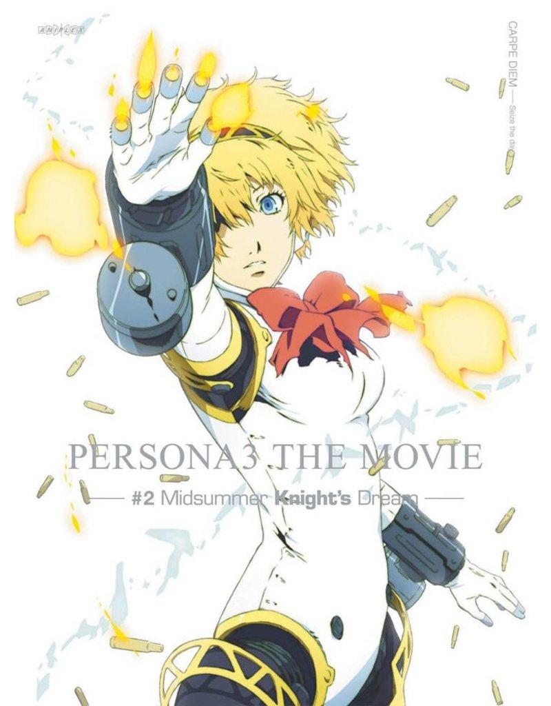 Aniplex of America Inc Persona 3 The Movie 2 - Midsummer Knight's Dream Standard Edition