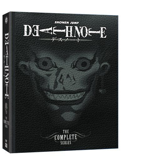 Viz Media Death Note Complete Series DVD Collection