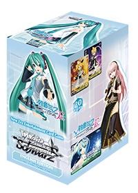 Bushiroad Project Diva Set 2 F (Full Booster Box) Weiss Schwarz*