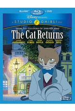 Studio Ghibli/GKids Cat Returns,The Blu-Ray/DVD*