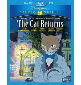 Studio Ghibli/GKids Cat Returns,The Blu-Ray/DVD*