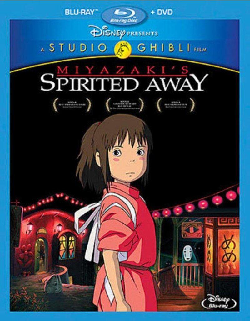 Studio Ghibli/GKids Spirited Away Blu-Ray/DVD*