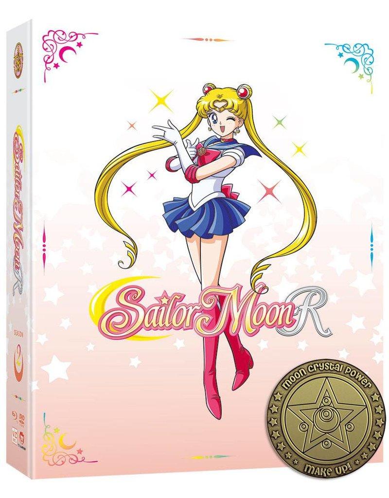 Viz Media Sailor Moon R (Season 2) Part 1 LE Blu-Ray/DVD