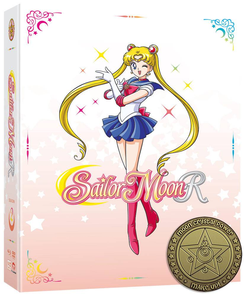 Viz Media Sailor Moon R (Season 2) Part 1 LE Blu-Ray/DVD