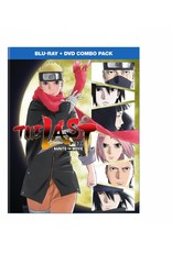 Viz Media Naruto the Last Movie Blu-Ray/DVD