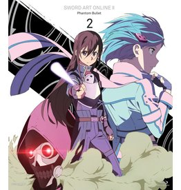 Aniplex of America Inc Sword Art Online II - Phantom Bullet Part 2 Limited Edition