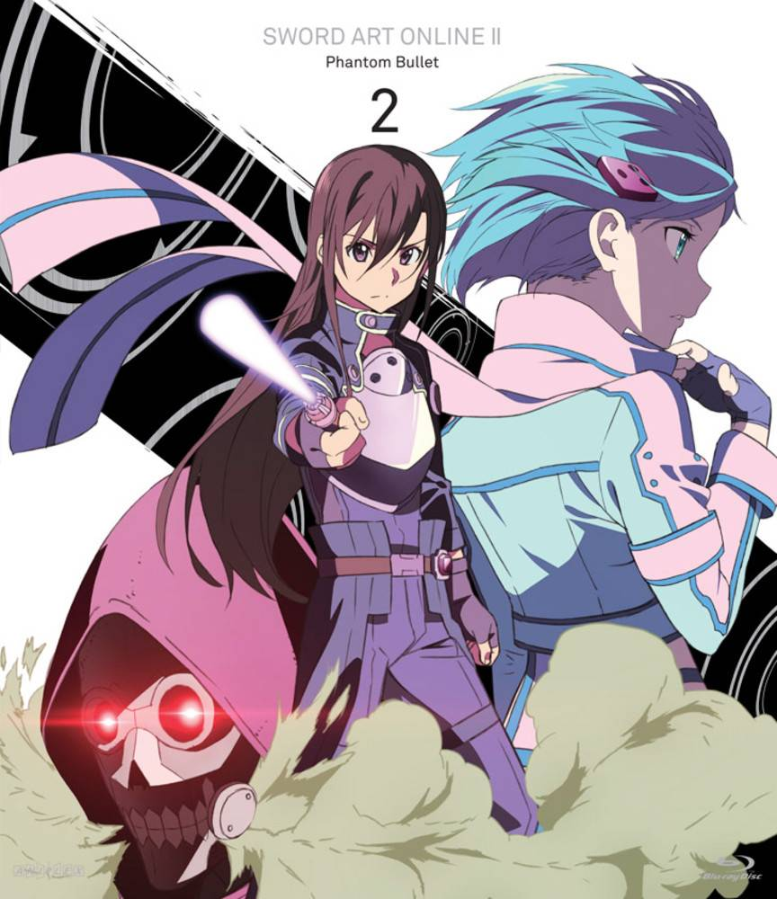 Aniplex of America Inc Sword Art Online II - Phantom Bullet Part 2 Limited Edition
