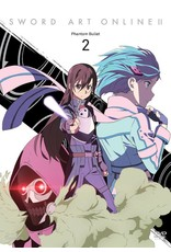 Aniplex of America Inc Sword Art Online II - Phantom Bullet Part 2 DVD